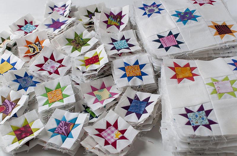 Stacks of stars