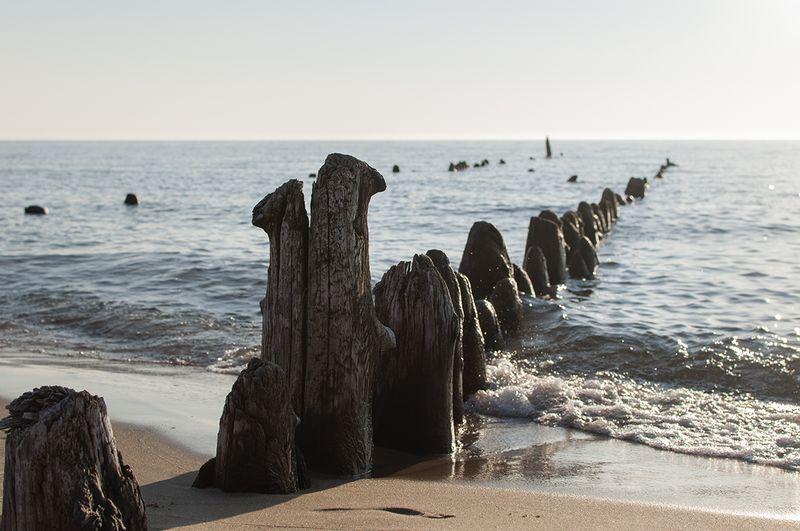 Saugatuk old pier