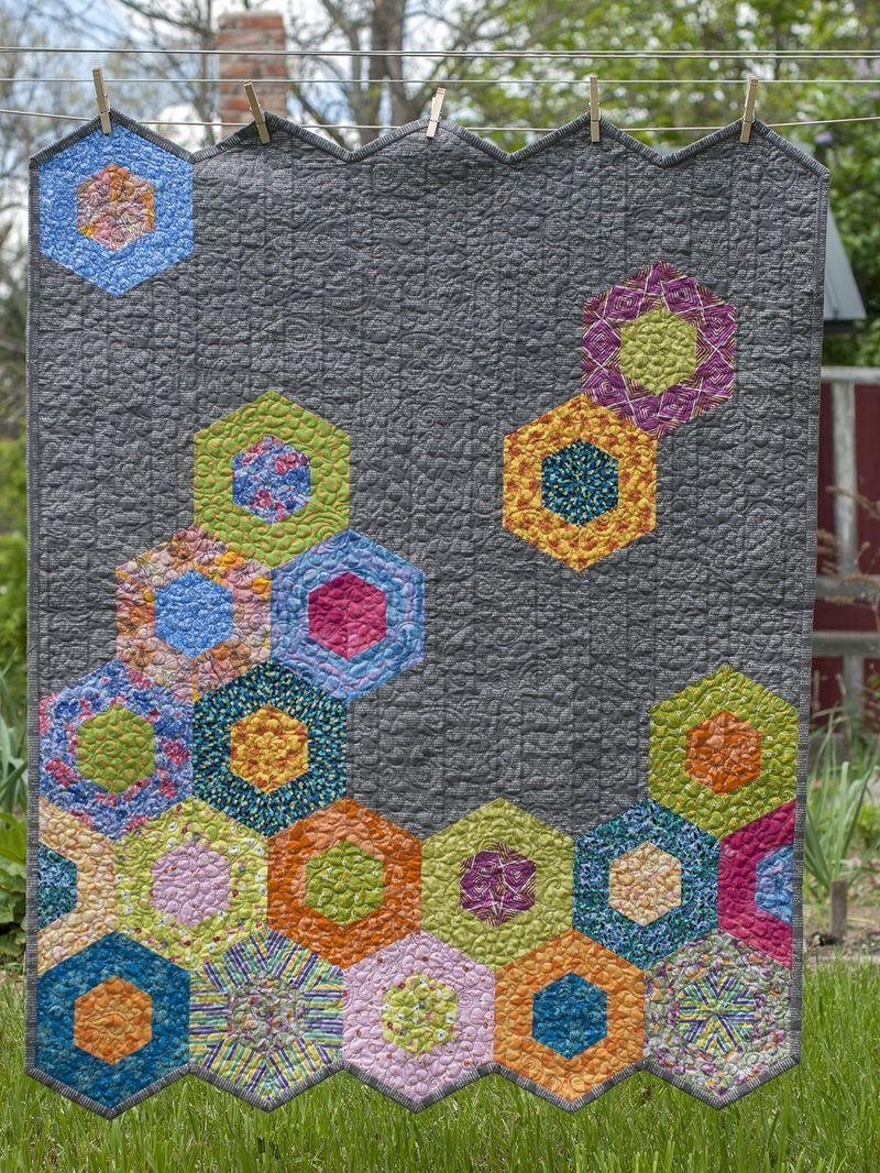 Science fair quilt