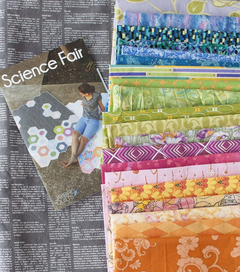 Science fair fabrics