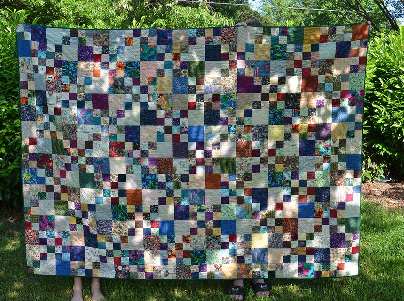Carson's quilt