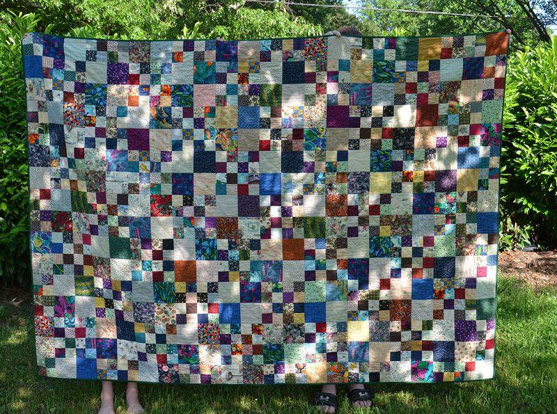 Carson's quilt