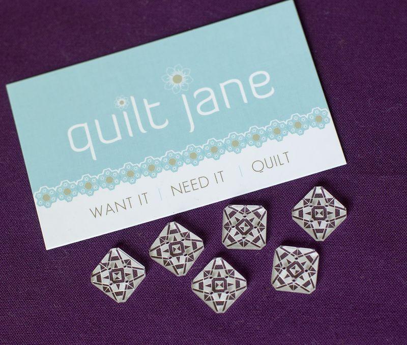 Quiltjane buttons