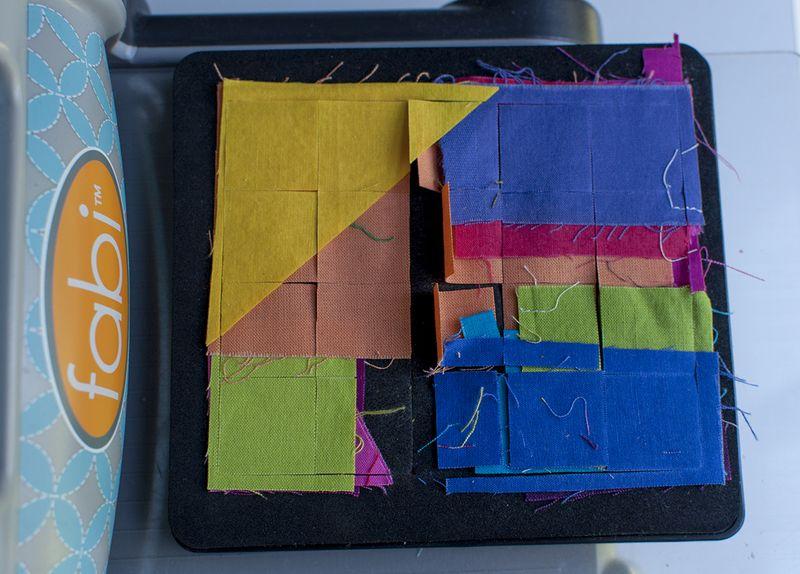 Sizzix squares cut