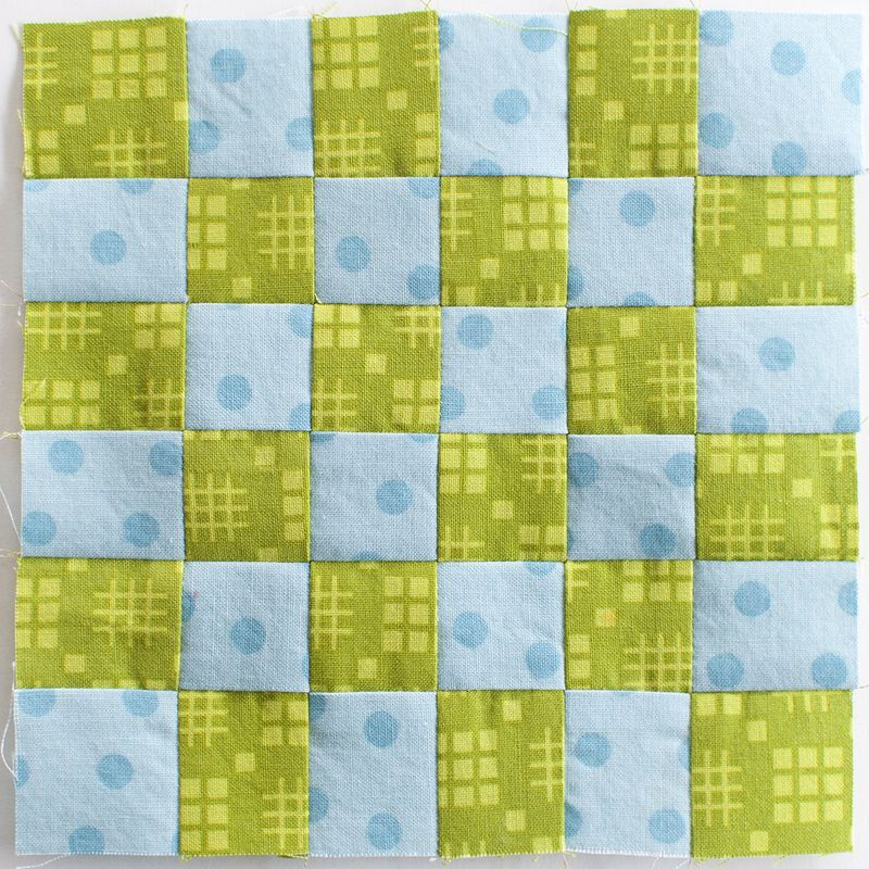 Splendid Sampler 11 Pat Sloan - Checkerboard