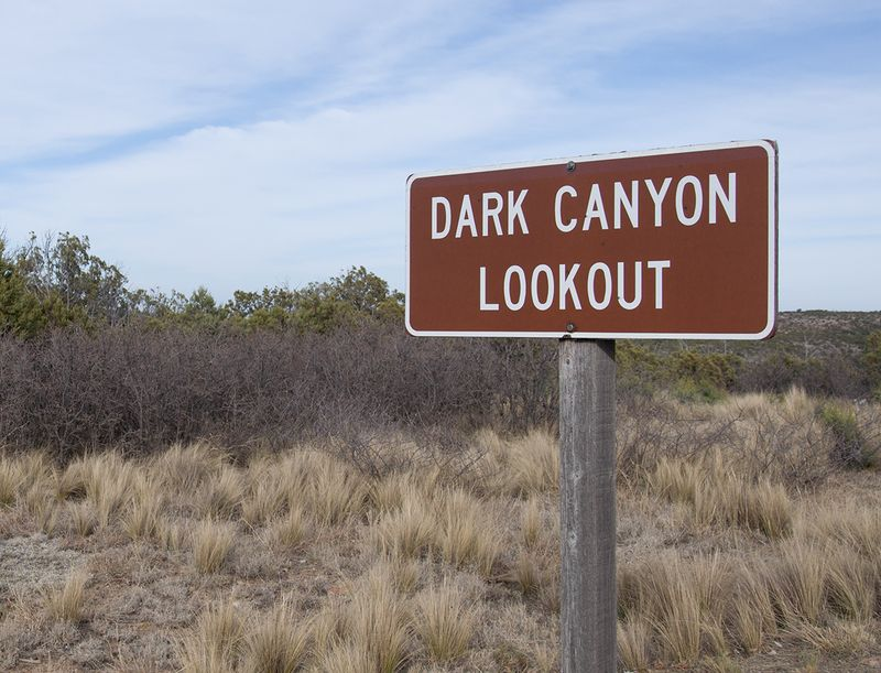 Carlsbad 6 Dark canyon