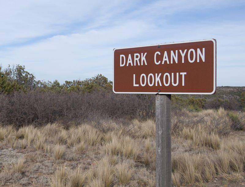 Carlsbad 6 Dark canyon