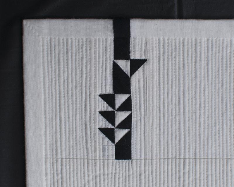 Borderline - corner detail