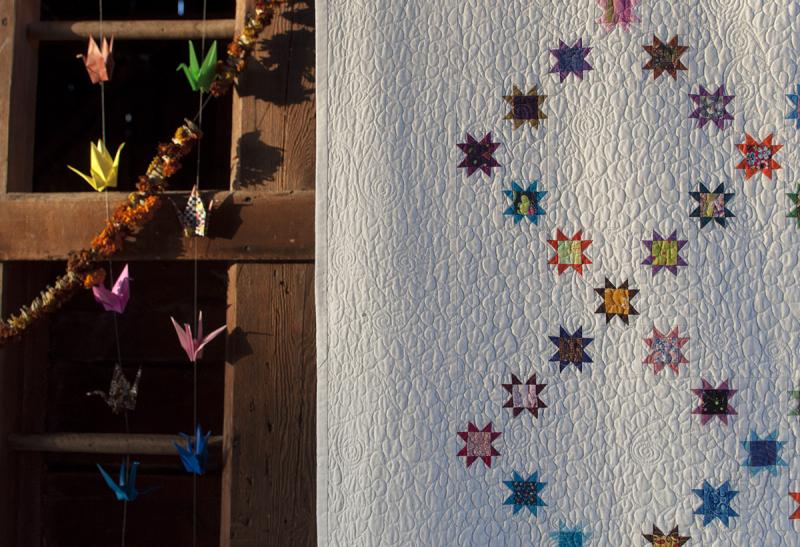 Stardust origami