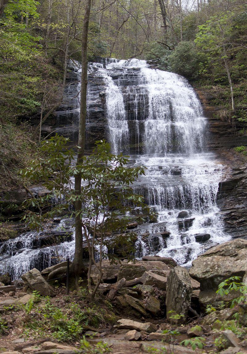 SB 10 Pearson's Falls