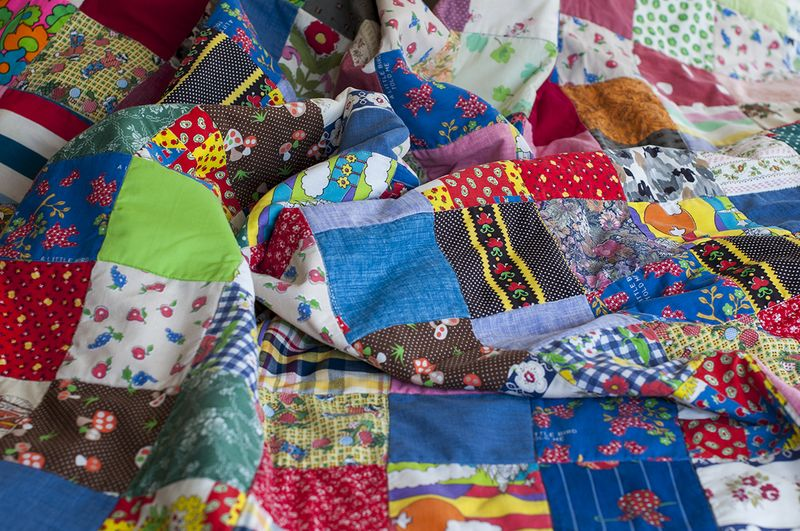 Aurifil designer 2 first quilt