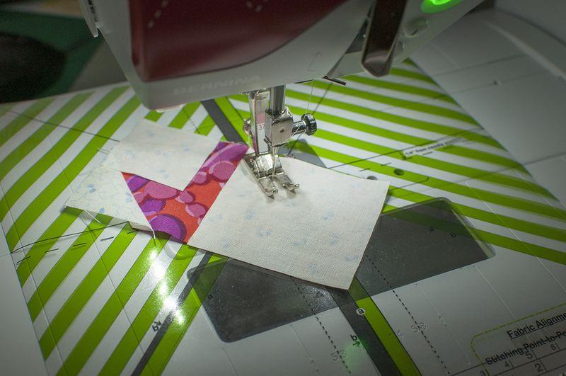 CPA stitch and flip