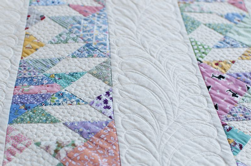 Troubles quilting