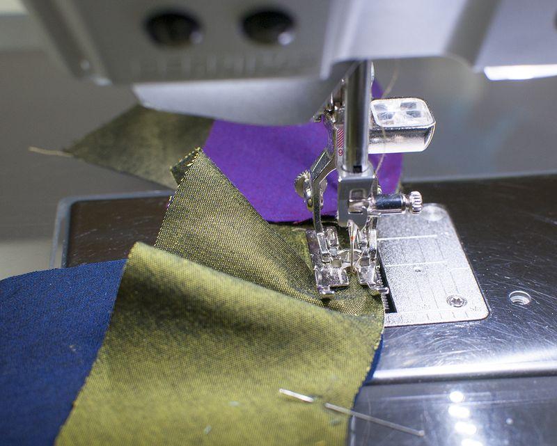 Liparis curve sewing