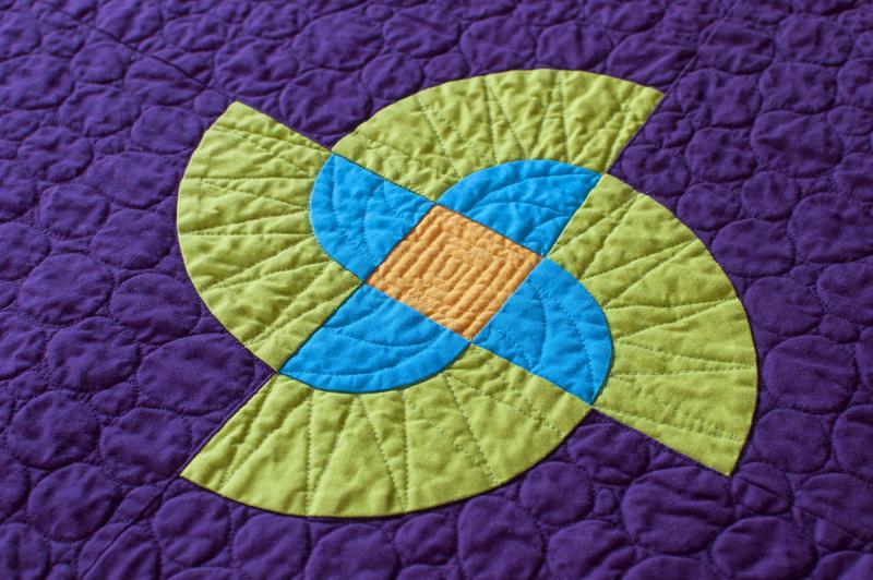 Atomic pinwheel 1800
