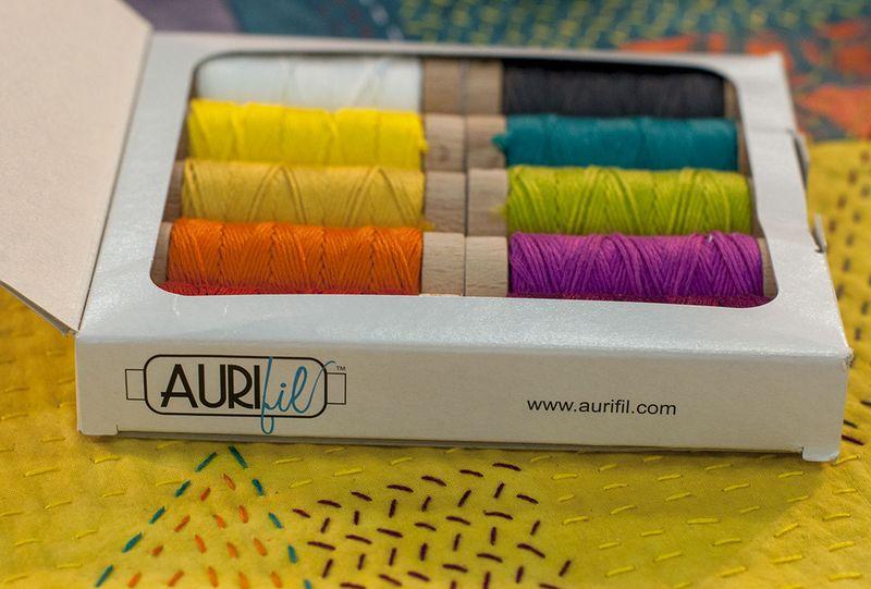 Aurifil box