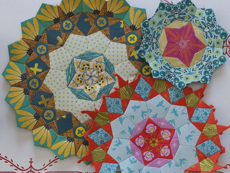 La passacaglia update teals and orange