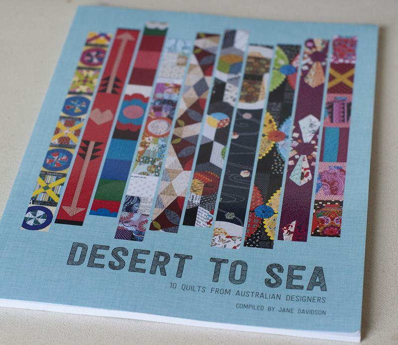 Desert to Sea - cover