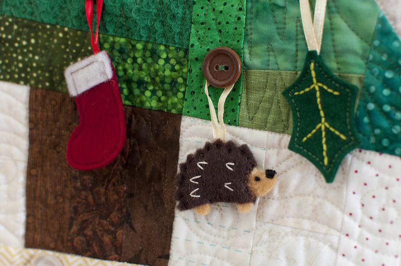 Advent ornaments 2