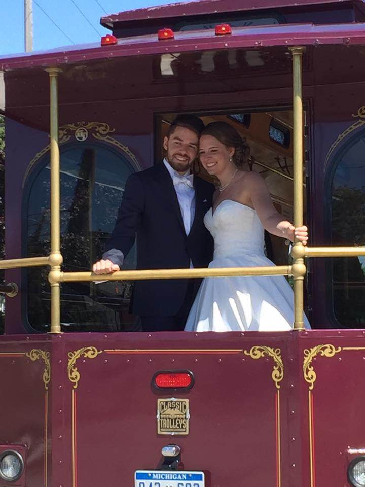Wedding trolley