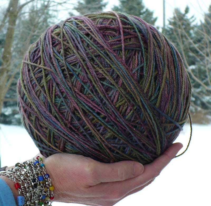 ball of yarn - photo #22