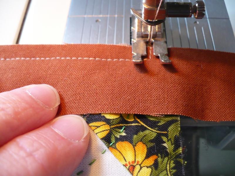 Quilt Binding - Lynn Carson Harris : binding on a quilt - Adamdwight.com